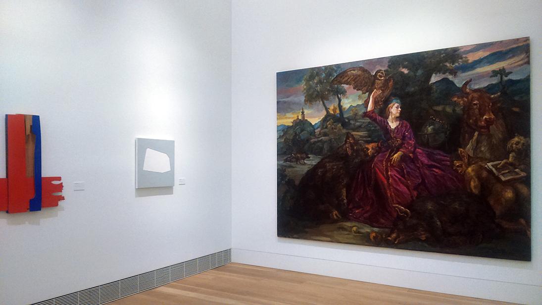 Sala 25 del Museo de Bellas Artes de Asturias / S. MARTÍNEZ